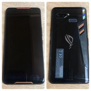 エイスース(ASUS)のASUS ROG Phone ZS600KL(スマートフォン本体)