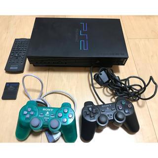 PlayStation2 - Play Station 2 本体 コントローラー メモリーカード付きPS2