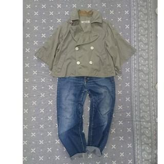 キャピタル(KAPITAL)のKapital☆ Pコートジャケット(ピーコート)