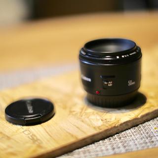 キヤノン(Canon)のCanon ef50 f1.8Ⅱ(レンズ(単焦点))