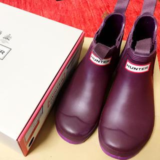 ハンター(HUNTER)のHUNTER ショートレインブーツ(レインブーツ/長靴)