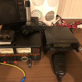 値下げ超美品無線機フルセット standardスタンダード(アマチュア無線)