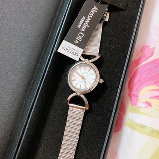 アレッサンドラオーラ(ALESSANdRA OLLA)の【新品 50%OFF!!!】 ALESSANDRA OLLA 腕時計(腕時計)