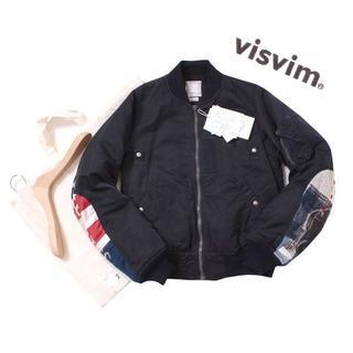 ヴィスヴィム(VISVIM)の19ss 新品 visvim THORSON JKT COLLAGE 付属品有り(ミリタリージャケット)