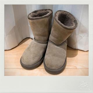 エミュー(EMU)のEMU/エミュー◇ムートンブーツ◆25cm(ブーツ)