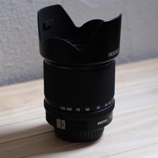 ペンタックス(PENTAX)のPENTAXDA18-135mm F3.5-5.6ED AL(IF)DC WR(レンズ(ズーム))