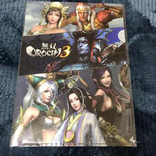 コーエーテクモゲームス(Koei Tecmo Games)の無双OROCHI3 クリアファイル(ノベルティグッズ)