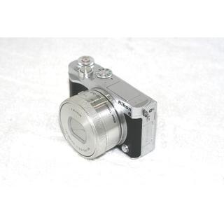 ニコン(Nikon)のWi-Fi&自撮り★ Nikon 1 J5 パワーズームレンズセット(ミラーレス一眼)