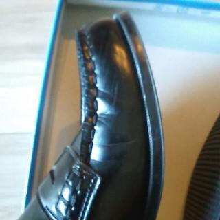 ハルタ(HARUTA)の美品♥ハルタ 24.5(ローファー/革靴)