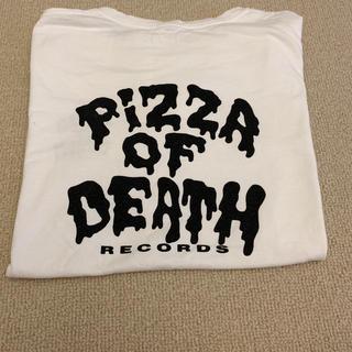 ハイスタンダード(HIGH!STANDARD)の【pizza  of death正規品】半袖Tシャツ(Tシャツ/カットソー(半袖/袖なし))