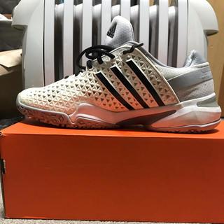 アディダス(adidas)のアディダス バリケード 8 プラス adidas テニス シューズ 27.5(シューズ)