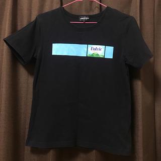 コムサコレクション(COMME ÇA COLLECTION)の【Tシャツ】COMME CA WALK volvic Lサイズ(Tシャツ(半袖/袖なし))