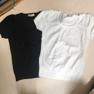 ネットディマミーナ(NETTO di MAMMINA)の新品☆トップス 2枚(カットソー(半袖/袖なし))