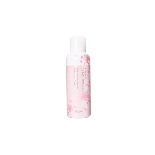 ettusais(エテュセ)のジェルムースN  さくらの香り コスメ/美容のスキンケア/基礎化粧品(洗顔料)の商品写真