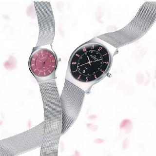 スカーゲン(SKAGEN)の限定品  スカーゲン レディース腕時計 チェリーブロッサム(腕時計)