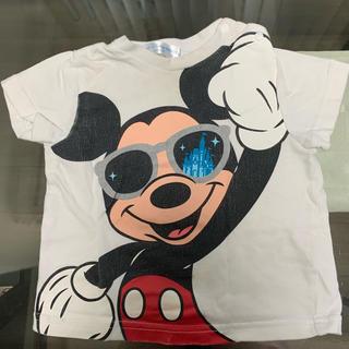 ディズニー(Disney)のディズニー T  シャツ 80(Tシャツ)