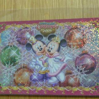 Disney - ディズニーシー 2005年 クリスマス ポストカード