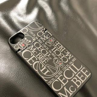 セシルマクビー(CECIL McBEE)のiPhone7.8ケース(まーさん専用)(iPhoneケース)