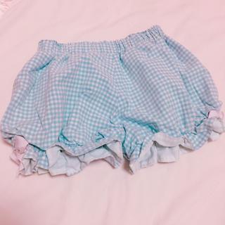ナイルパーチ(NILE PERCH)の♡ サクライチタマ かぼちゃパンツ(ショートパンツ)