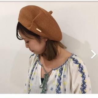 カオリノモリ(カオリノモリ)のカオリノモリ グランディー(ハンチング/ベレー帽)