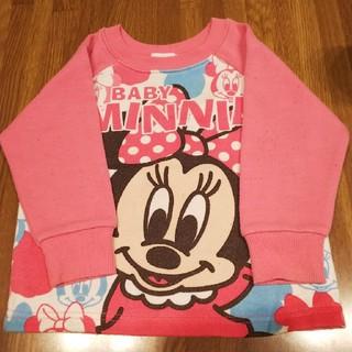 ディズニー(Disney)のミニーのトレーナー(トレーナー)
