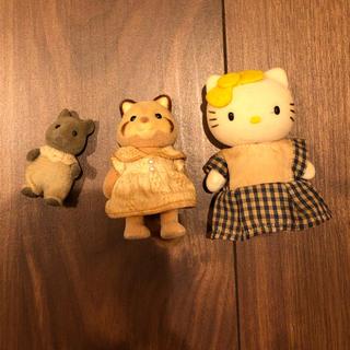 シルバニアファミリー 人形セット