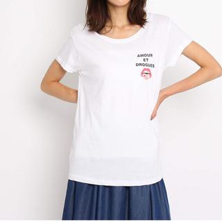 ハピネス(Happiness)のHappiness Tシャツ 試着のみ(Tシャツ(半袖/袖なし))