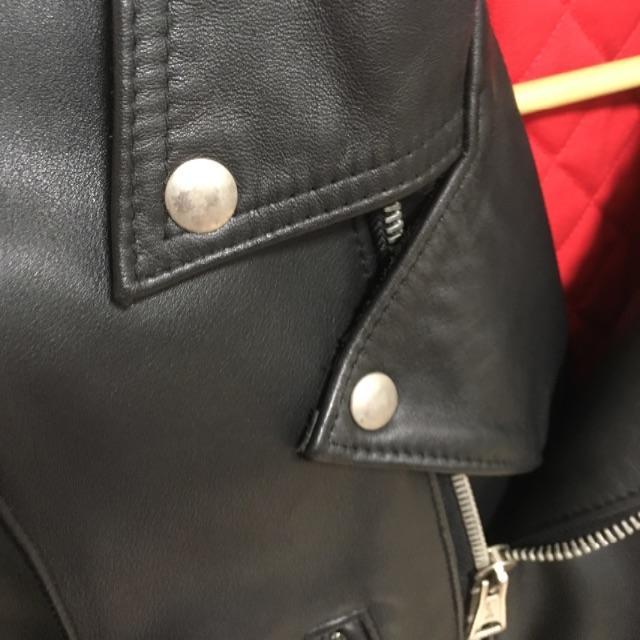 Lewis Leathers(ルイスレザー)の391T ライトニング タイトフィット メンズのジャケット/アウター(ライダースジャケット)の商品写真