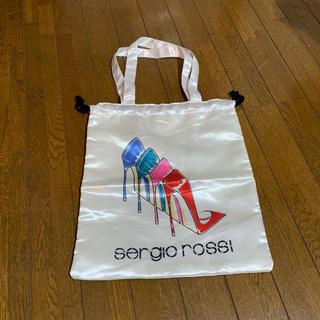 セルジオロッシ(Sergio Rossi)のSergio Rossi シューズバッグ(トートバッグ)