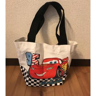 Disney - カーズ手提げバック(中古)