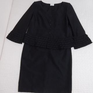 アルマーニ コレツィオーニ(ARMANI COLLEZIONI)の大きいサイズ アルマーニコレツィオーニ 黒スーツ 未使用品(スーツ)