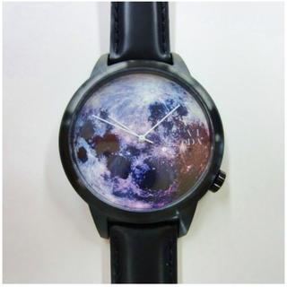 ヴィーダプラス(VIDA+)の【VIDA+】腕時計【moon】(腕時計)