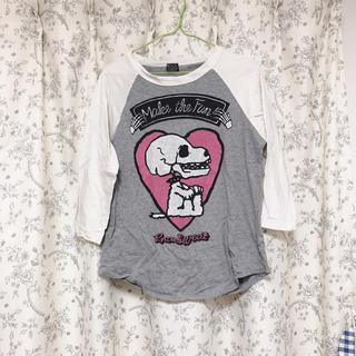 アールエヌエー(RNA)のラグランTシャツ(Tシャツ(長袖/七分))