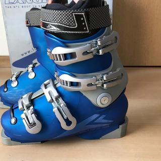 ラング(LANGE)のなっちゃん様用  WC 100 22.5cm~23cm スキーブーツ(ブーツ)