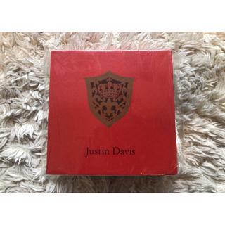 Justin Davis - ☆ノベルティ☆【JUSTIN DAVIS】メモ