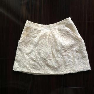 ニーナミュウ(Nina mew)のnina mew♡のレーススカート♡(ミニスカート)