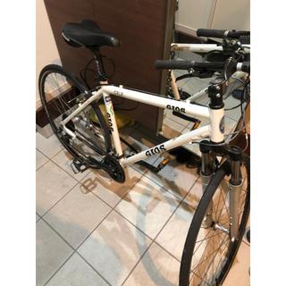 ジオス(GIOS)の【引き取り限定】GIOS クロスバイク(自転車本体)