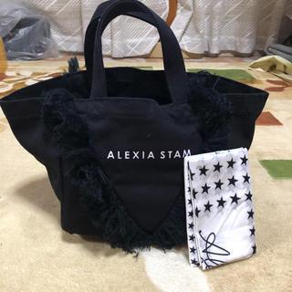 ALEXIA STAM - ALEXIA STAM  コンバースコラボトートバッグ