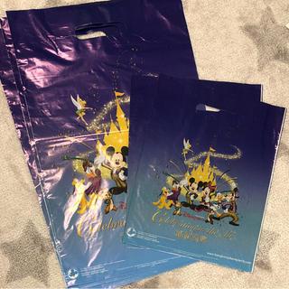 ディズニー(Disney)の香港 ディズニー お土産袋(ショップ袋)