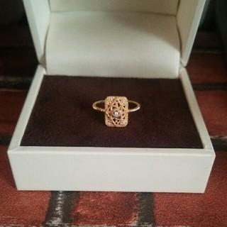 ザ・リトルクラシックス k18リング(リング(指輪))
