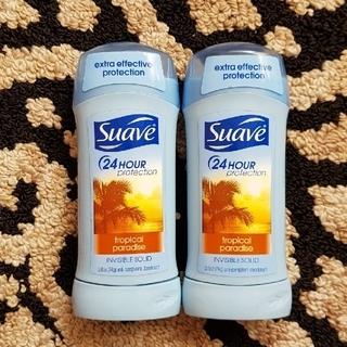 スアーヴ(Suave)のデオドラント suave 24 hour protection (制汗/デオドラント剤)