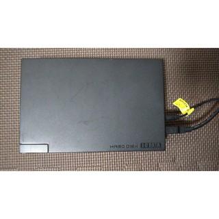 アイオーデータ(IODATA)のIO-DATE 外付け HDD 2TB REGZA DIGA(テレビ)