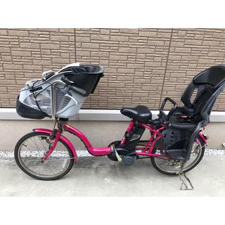 パナソニック(Panasonic)の電動自転車 子供乗せ(自転車)