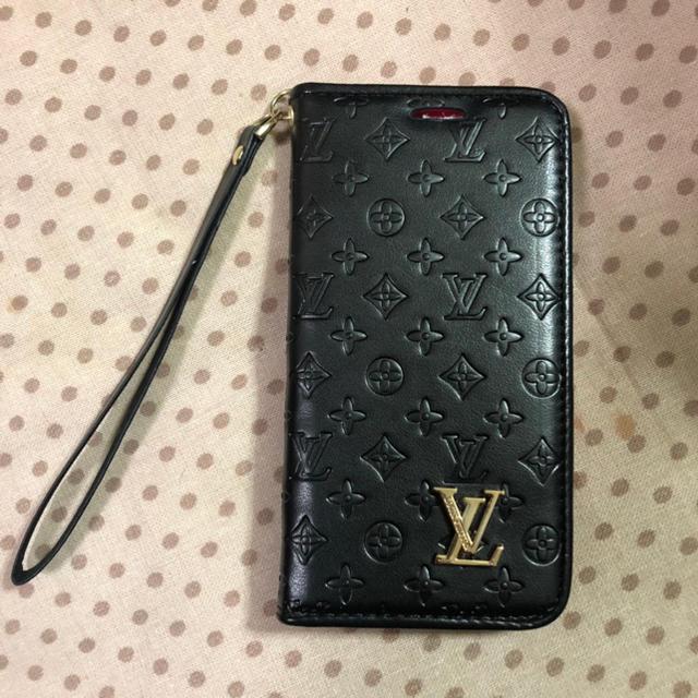 LOUIS VUITTON - iPhoneX 手帳型携帯ケース の通販 by かんな's shop|ルイヴィトンならラクマ