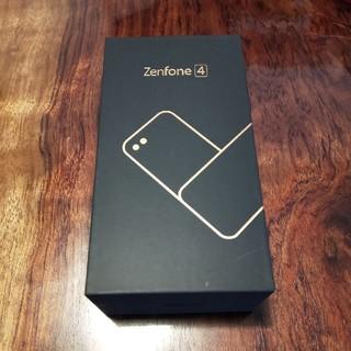 エイスース(ASUS)のzenfone 4 ZE554KL  メモリ6G 国内正規品 simフリー(スマートフォン本体)
