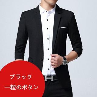 メンズスーツ 男性用コート紳士服リクルート フォーマルスーツ 結婚式 (その他)