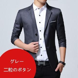 メンズスーツ 男性用コート紳士服 結婚式 二次会 入学式 卒業式 通学 通勤(その他)