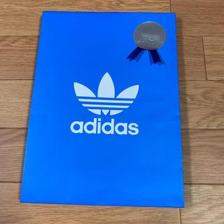 アディダス(adidas)のアディダス プレゼント用 ショップ袋 ショッパー S(ショップ袋)