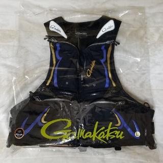 ガマカツ(がまかつ)のがまかつ フローティングベスト(KABUKI-超耐久撥水仕様) GM-2178 (ウエア)
