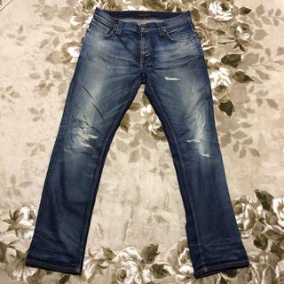 ヌーディジーンズ(Nudie Jeans)のnudie jeans thin finn peter replica デニム(デニム/ジーンズ)